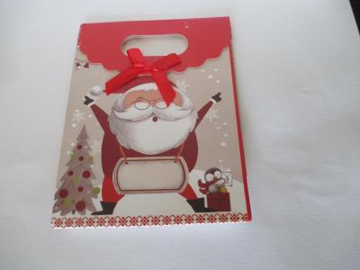 Sac, Pochette cadeau Noël