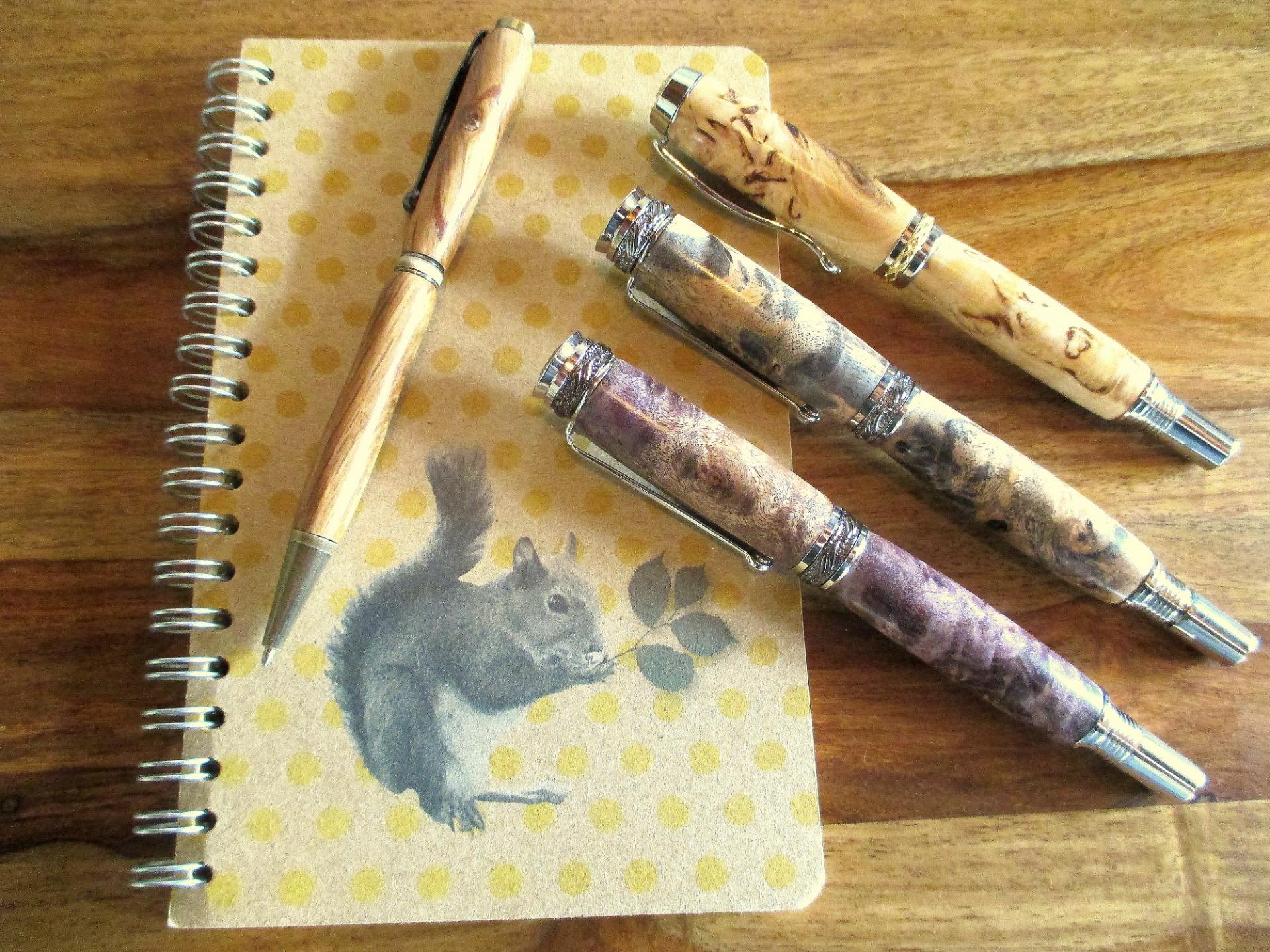 Ensemble de stylos haut de gamme